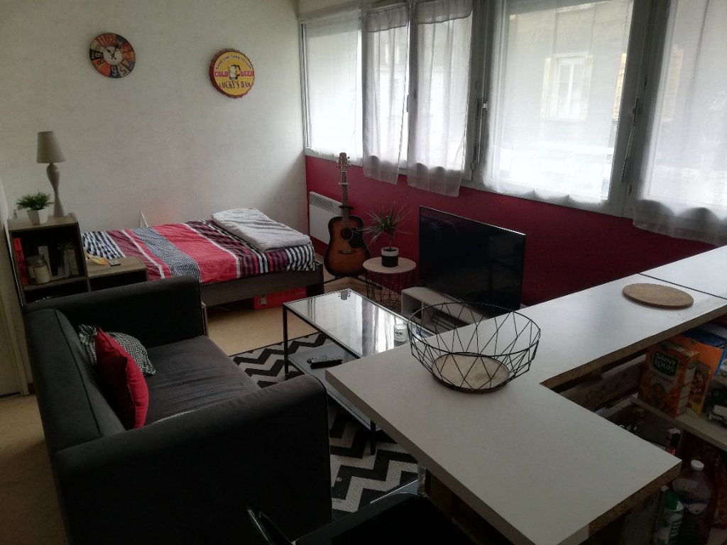 Appartement à louer 1 27.12m2 à Limoges vignette-3