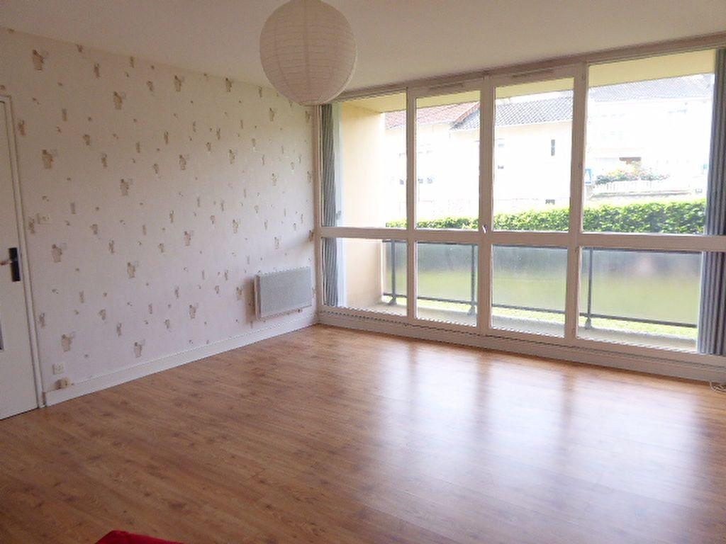 Appartement à louer 1 39.05m2 à Limoges vignette-2