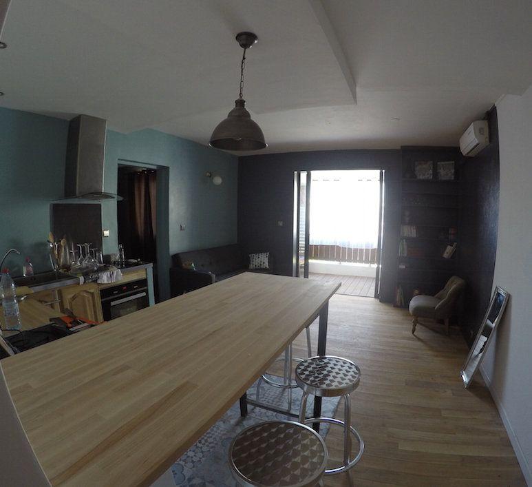 Appartement à louer 2 38m2 à Saint-Paul vignette-1