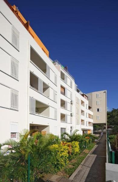 Appartement à vendre 2 40.63m2 à Saint-Denis vignette-1