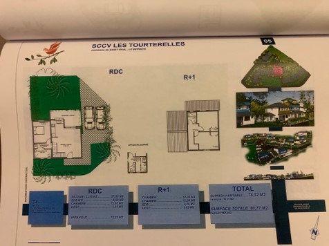 Maison à vendre 5 89.22m2 à Saint-Paul vignette-2
