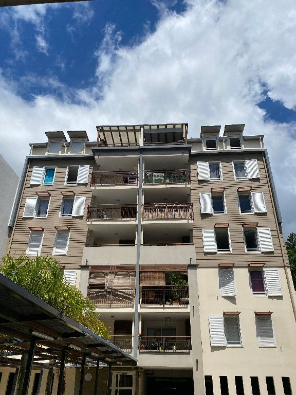Appartement à vendre 1 40m2 à Saint-Denis vignette-2