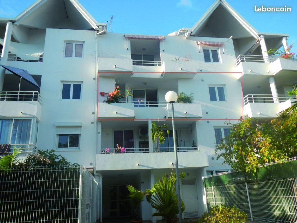 Appartement à vendre 2 39m2 à Saint-Paul vignette-3