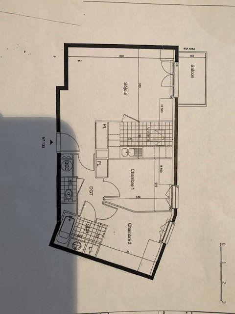 Appartement à louer 3 54.18m2 à Vauréal vignette-2