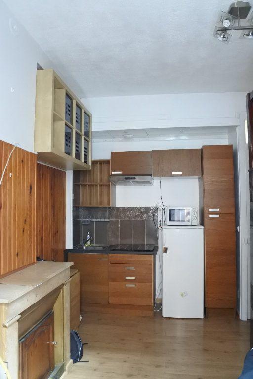 Appartement à louer 1 18.65m2 à Villeurbanne vignette-1
