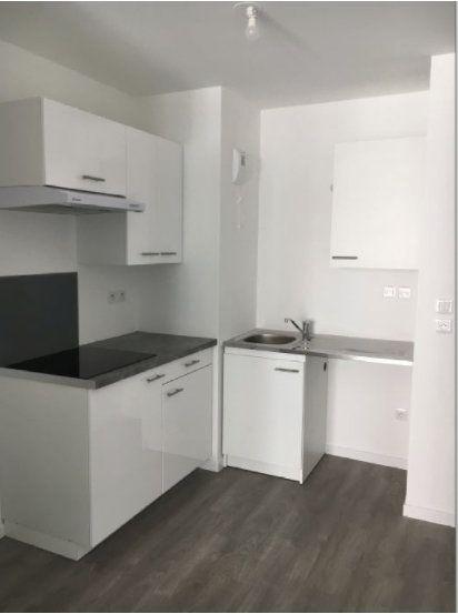 Appartement à louer 2 39.05m2 à Ris-Orangis vignette-1