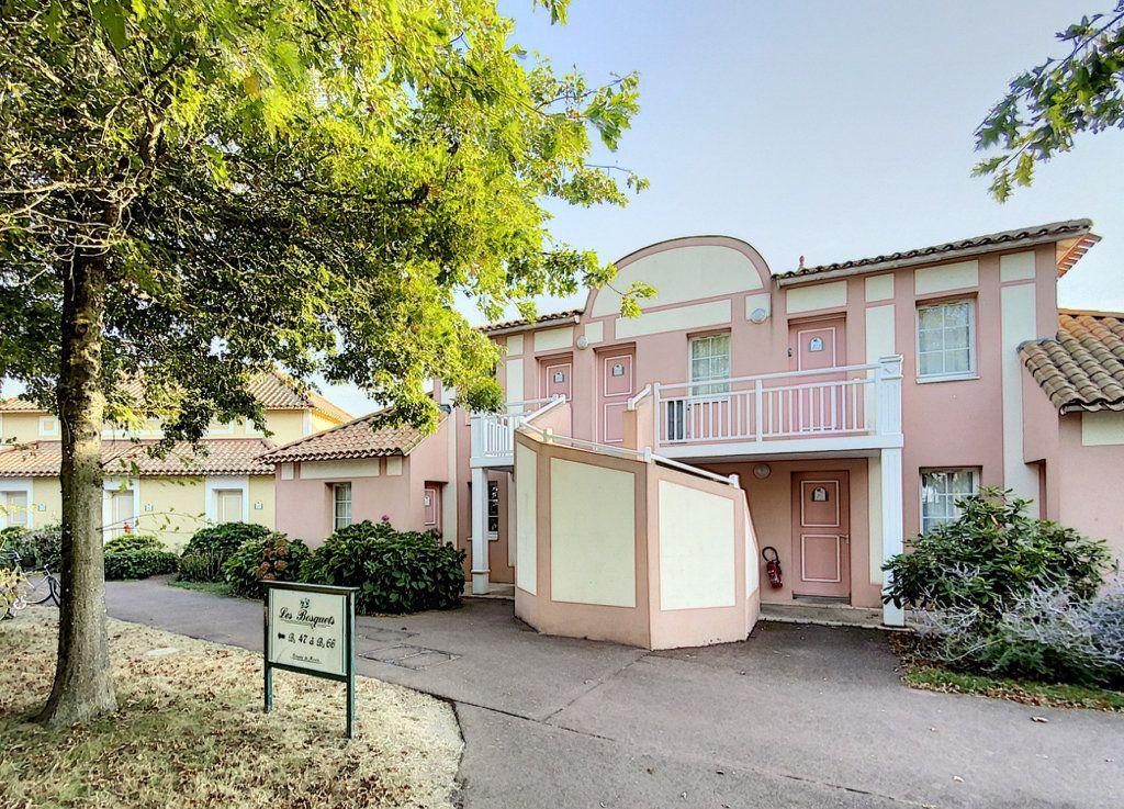 Appartement à vendre 2 31m2 à Talmont-Saint-Hilaire vignette-14