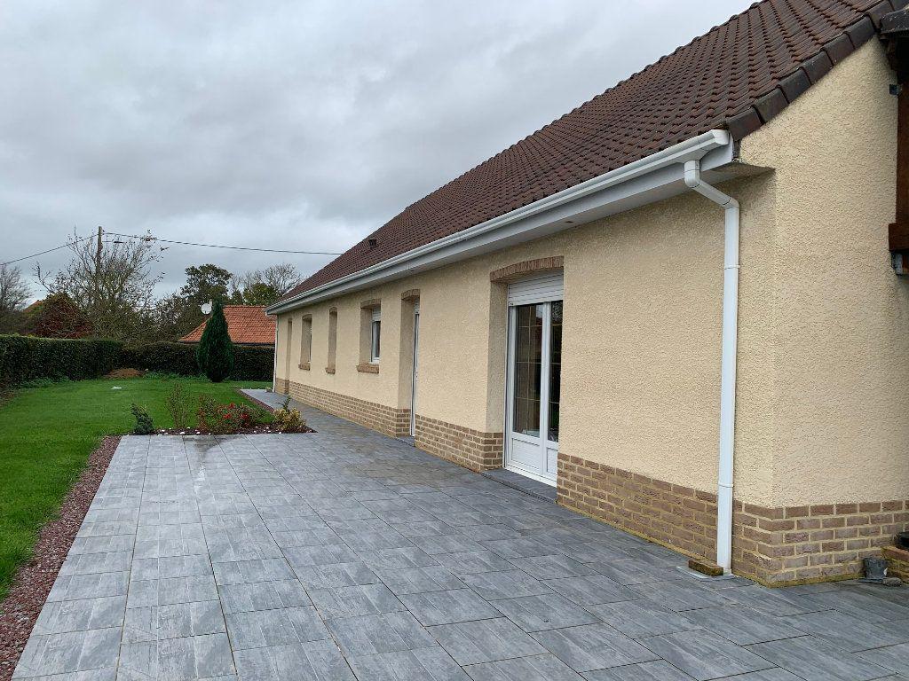 Maison à vendre 5 132m2 à Campagne-lès-Boulonnais vignette-2