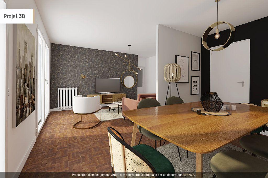 Appartement à vendre 2 57m2 à Meyzieu vignette-1