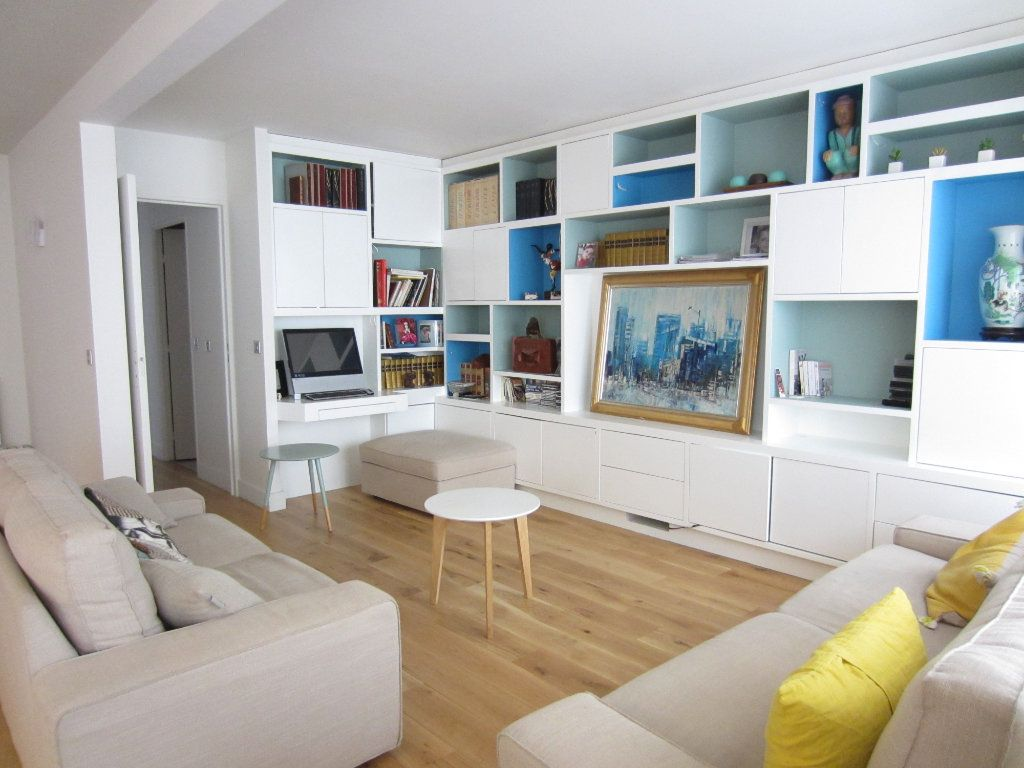 Appartement à vendre 4 100m2 à Boulogne-Billancourt vignette-1