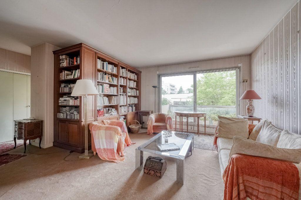 Appartement à vendre 4 87m2 à Boulogne-Billancourt vignette-1