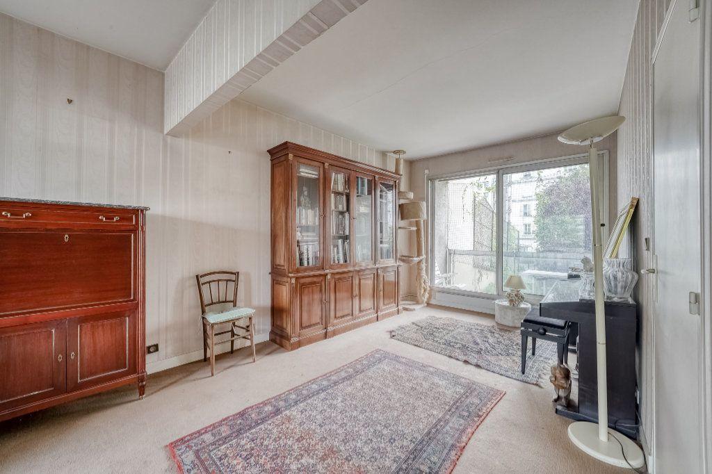 Appartement à vendre 4 87m2 à Boulogne-Billancourt vignette-2