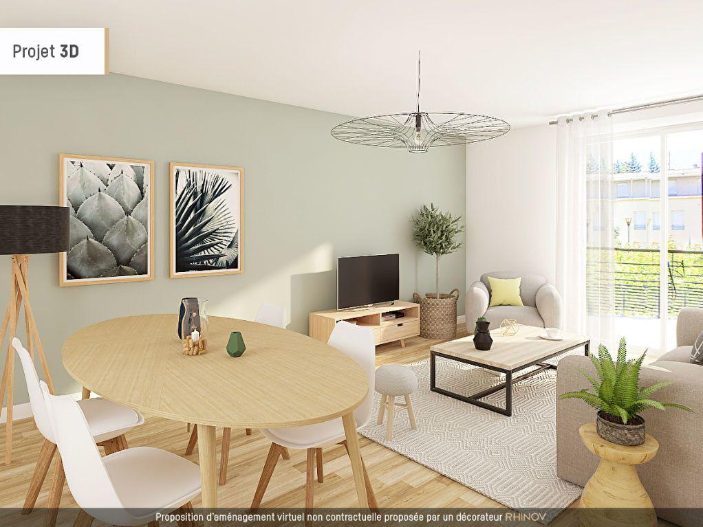 Appartement à vendre 3 65.35m2 à Avignon vignette-1