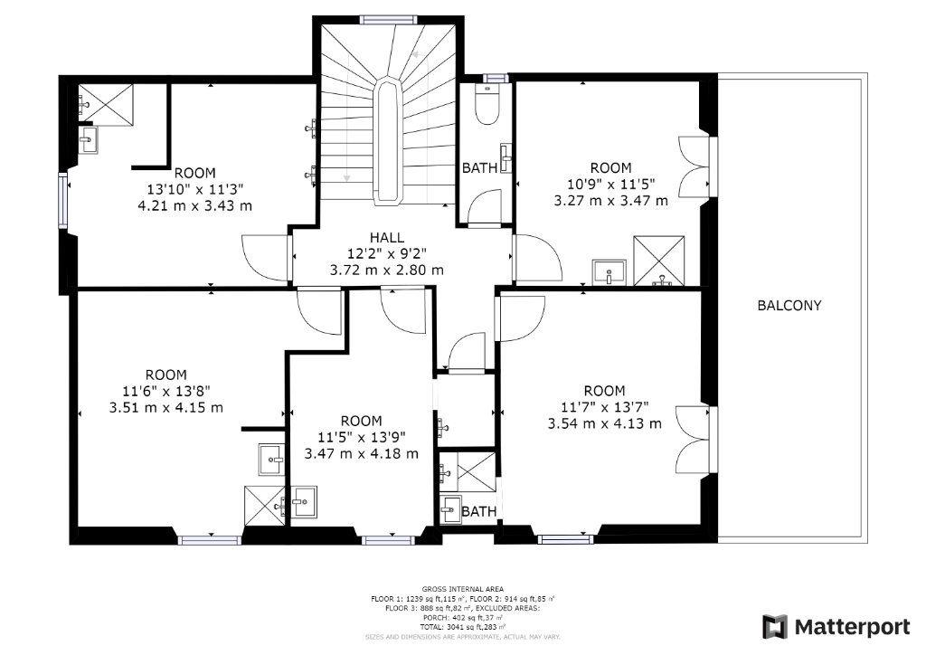 Maison à vendre 15 351m2 à Antibes plan-2