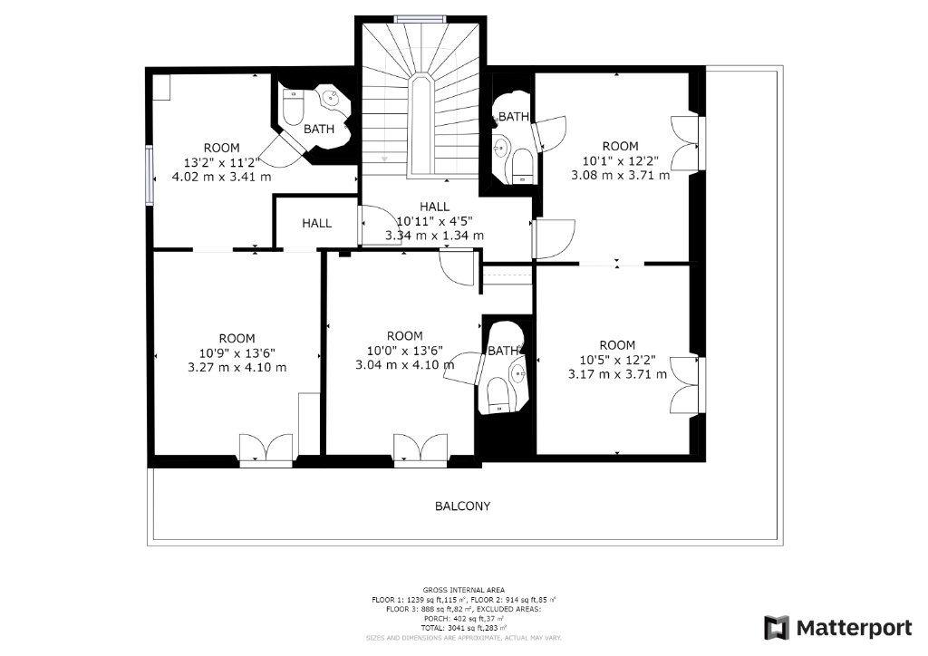 Maison à vendre 15 351m2 à Antibes plan-3