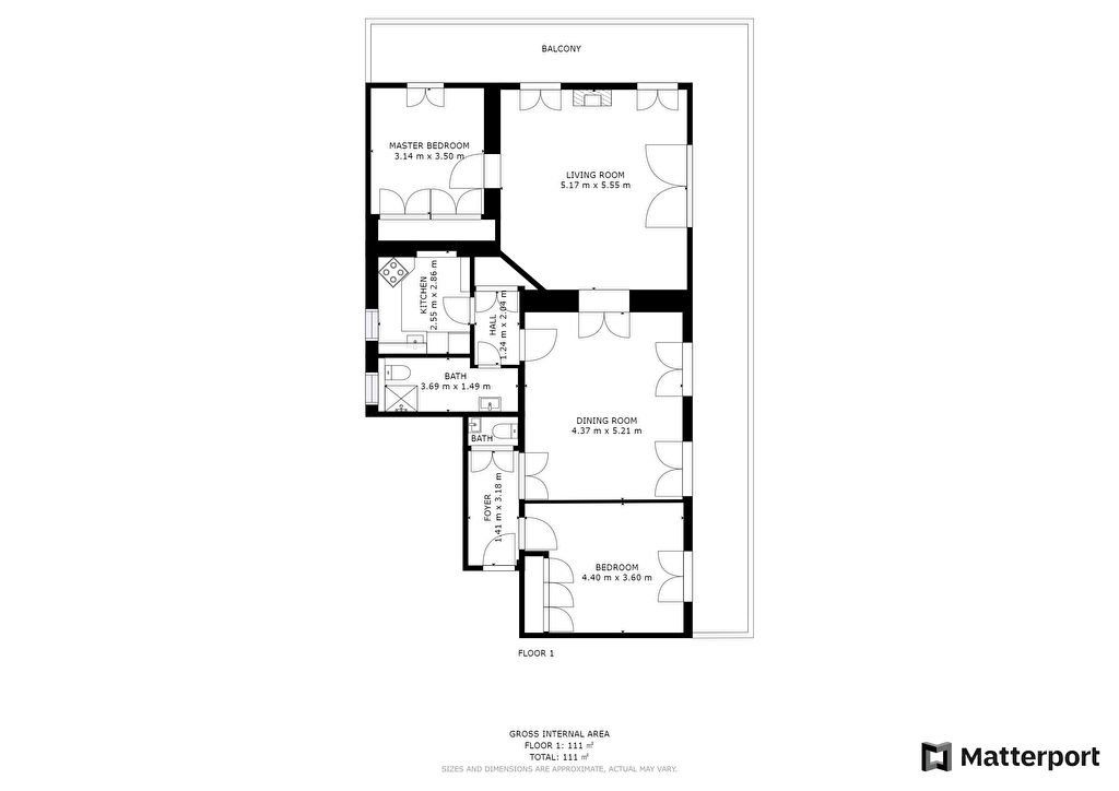 Appartement à vendre 3 103.37m2 à Cannes vignette-12