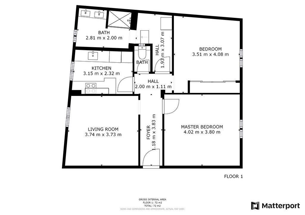 Appartement à vendre 3 68m2 à Juan-les-Pins - Antibes vignette-7