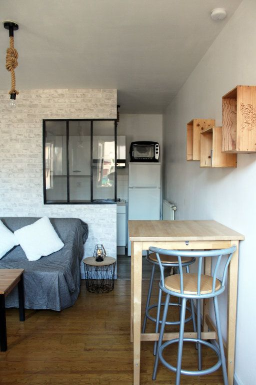 Appartement à louer 1 27m2 à Courdimanche vignette-3