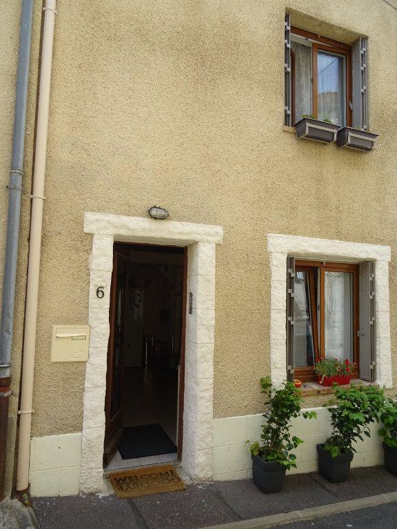 Maison à vendre 4 65m2 à Menucourt vignette-1