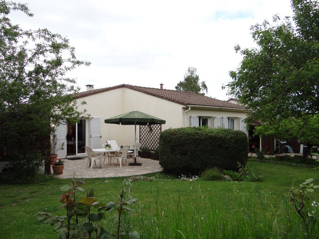 Maison à vendre 5 98m2 à Menucourt vignette-1