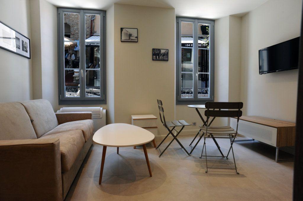 Appartement à vendre 1 18.62m2 à Biot vignette-1