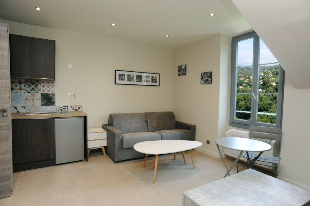 Appartement à vendre 1 18m2 à Biot vignette-1