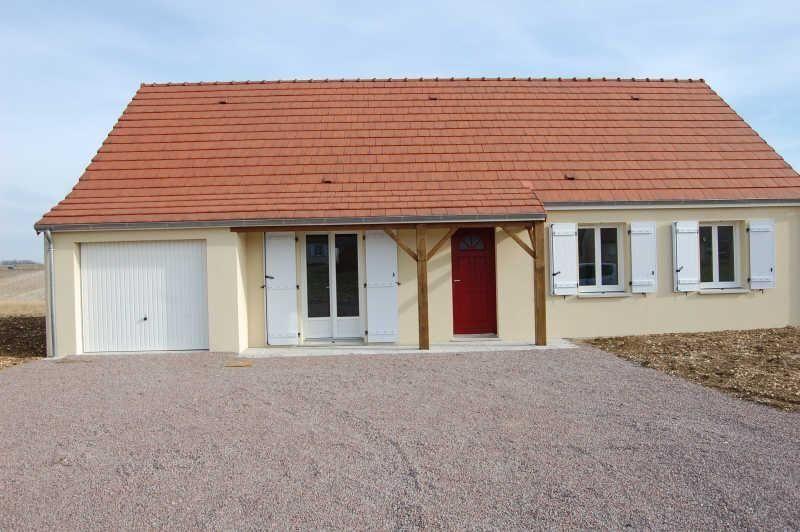 Maison à louer 4 94.2m2 à Verdigny vignette-1