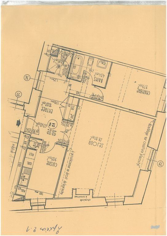 Appartement à louer 2 45m2 à La Charité-sur-Loire vignette-7