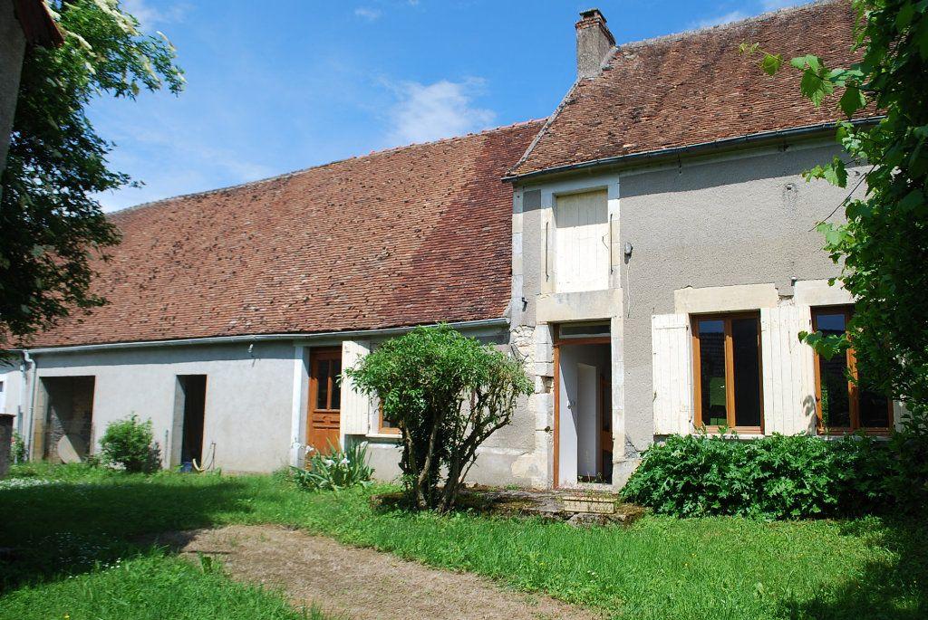 Maison à vendre 2 81m2 à Saint-Martin-sur-Nohain vignette-1