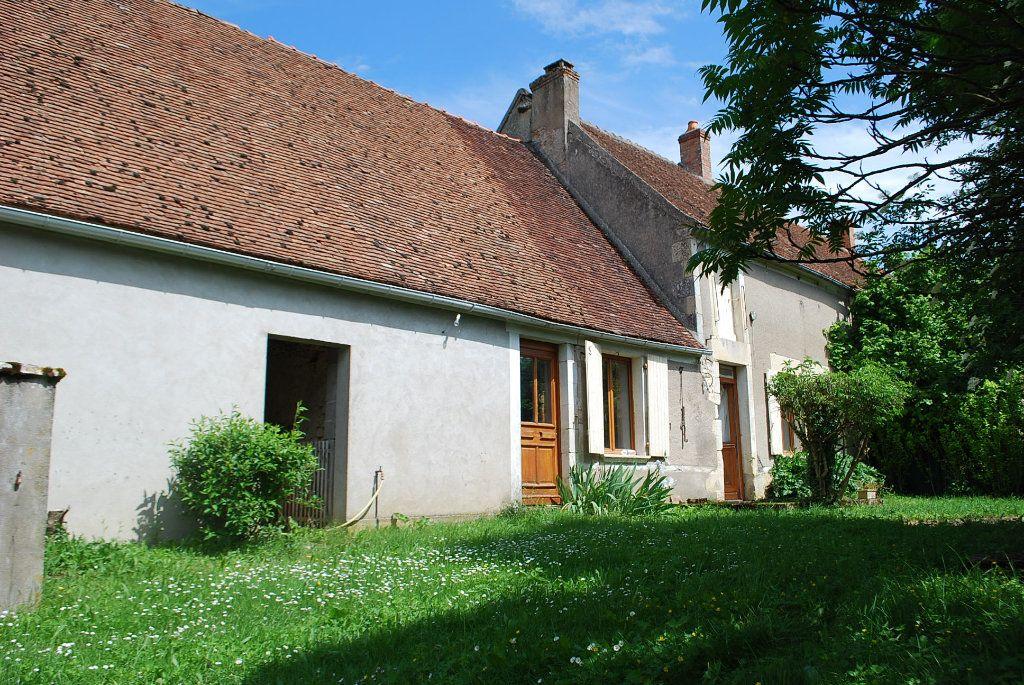 Maison à vendre 2 81m2 à Saint-Martin-sur-Nohain vignette-2