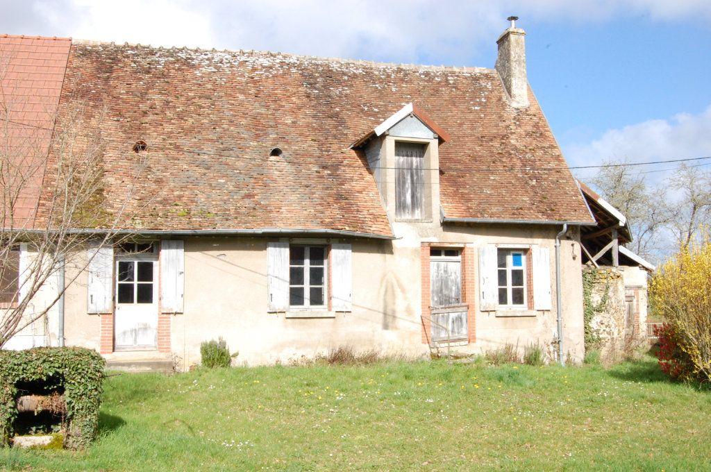 Maison à vendre 4 73m2 à Le Noyer vignette-1