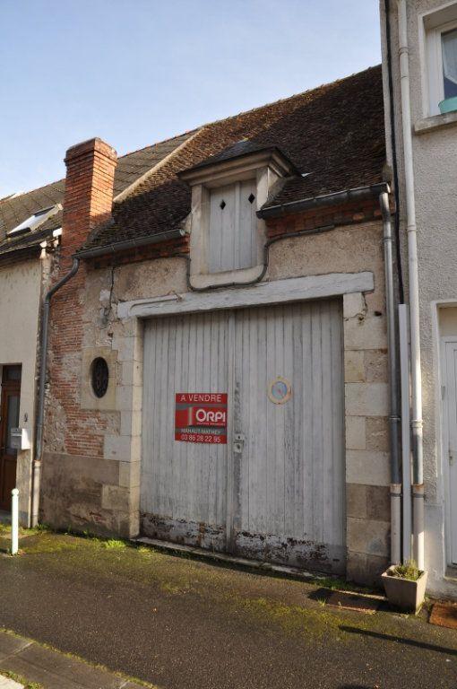 Stationnement à vendre 0 40m2 à Cosne-Cours-sur-Loire vignette-1
