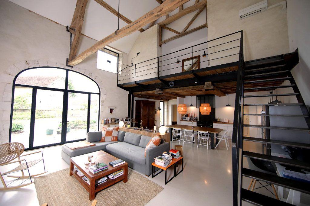 Maison à vendre 7 190m2 à Sainpuits vignette-4