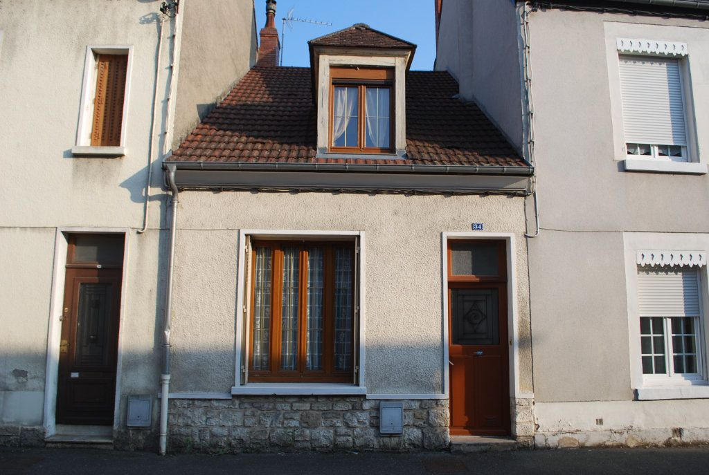Maison à vendre 4 80m2 à Cosne-Cours-sur-Loire vignette-1