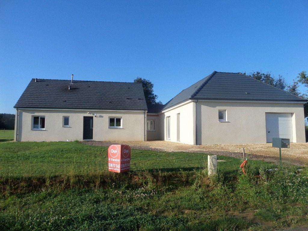 Maison à vendre 4 109.24m2 à Varennes-lès-Narcy vignette-2