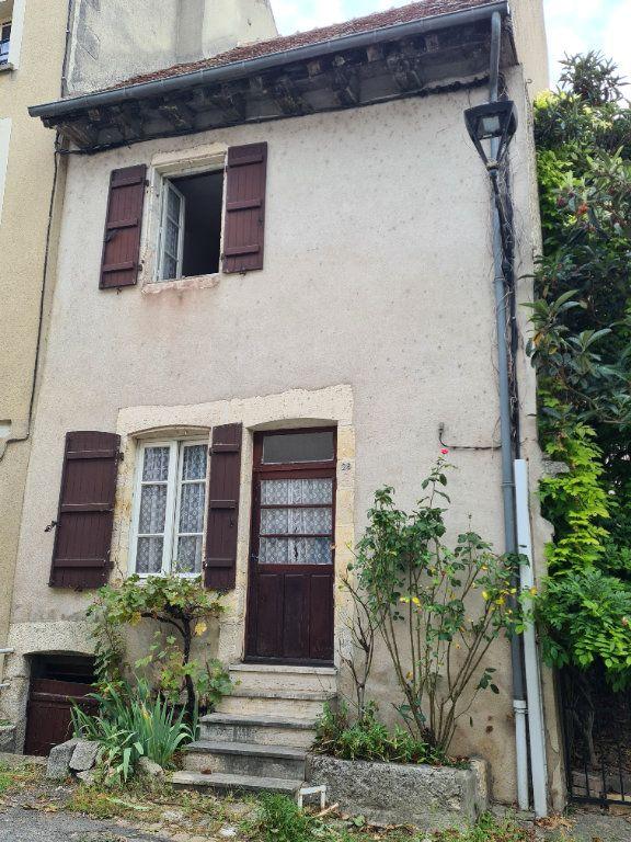Maison à vendre 2 55m2 à La Charité-sur-Loire vignette-1