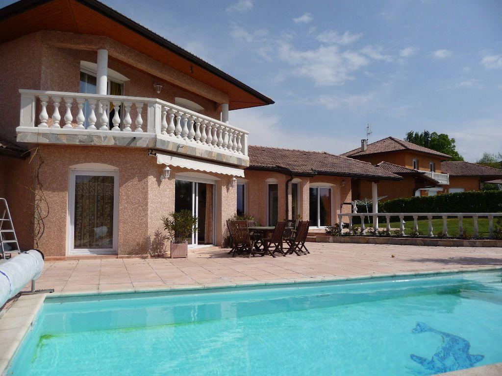Maison à vendre 6 220m2 à Messery vignette-1