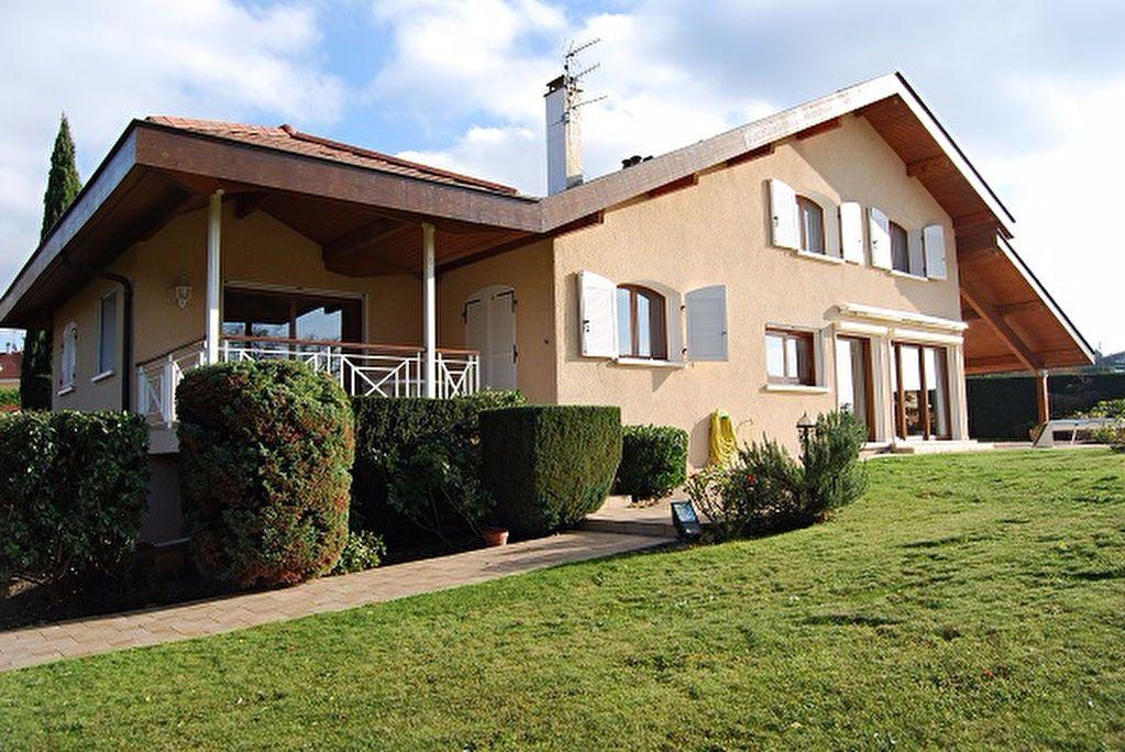 Maison à vendre 6 260m2 à Messery vignette-3