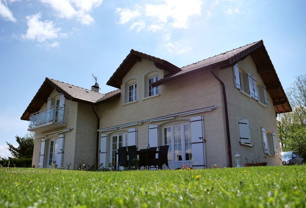 Maison à vendre 6 186m2 à Messery vignette-1