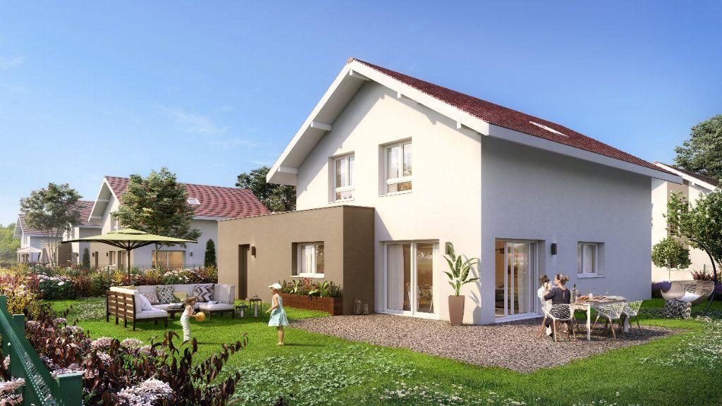 Maison à vendre 5 121.63m2 à Massongy vignette-2
