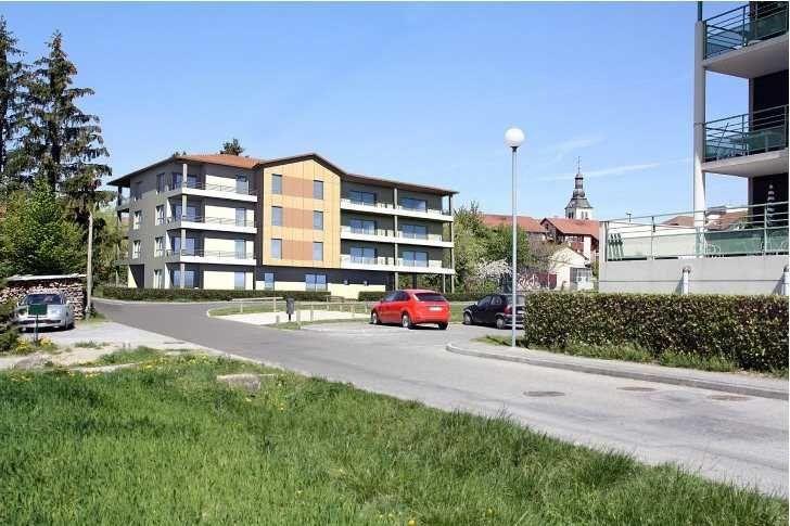 Appartement à louer 2 60m2 à Messery vignette-1