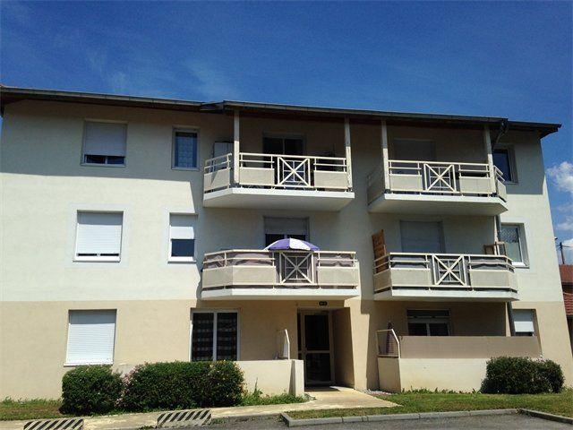 Appartement à louer 2 45.59m2 à Thonon-les-Bains vignette-1