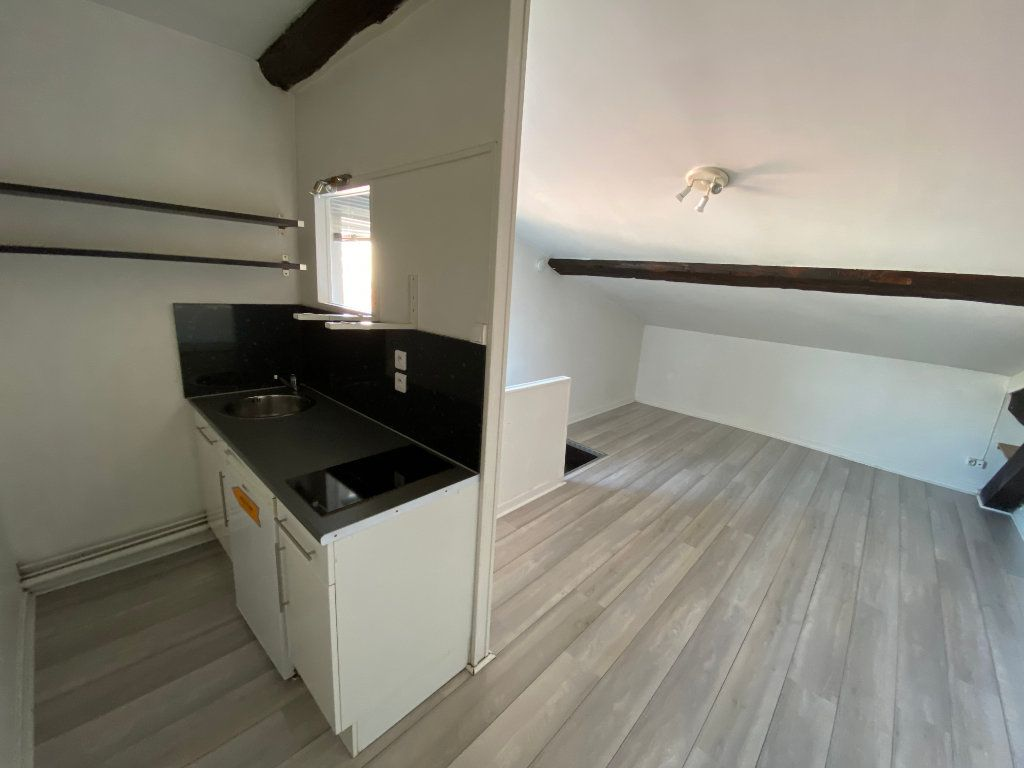 Appartement à louer 1 16m2 à Nancy vignette-1