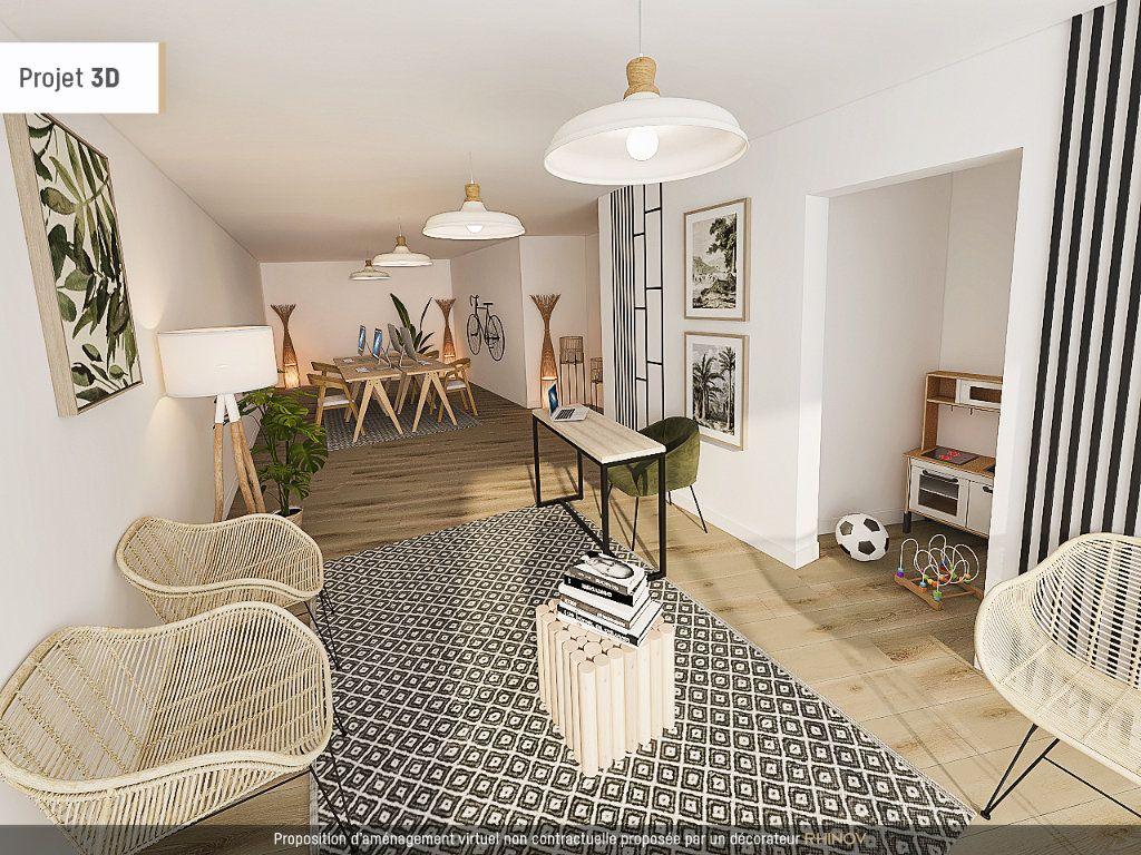 Appartement à vendre 3 98m2 à Malzéville vignette-1