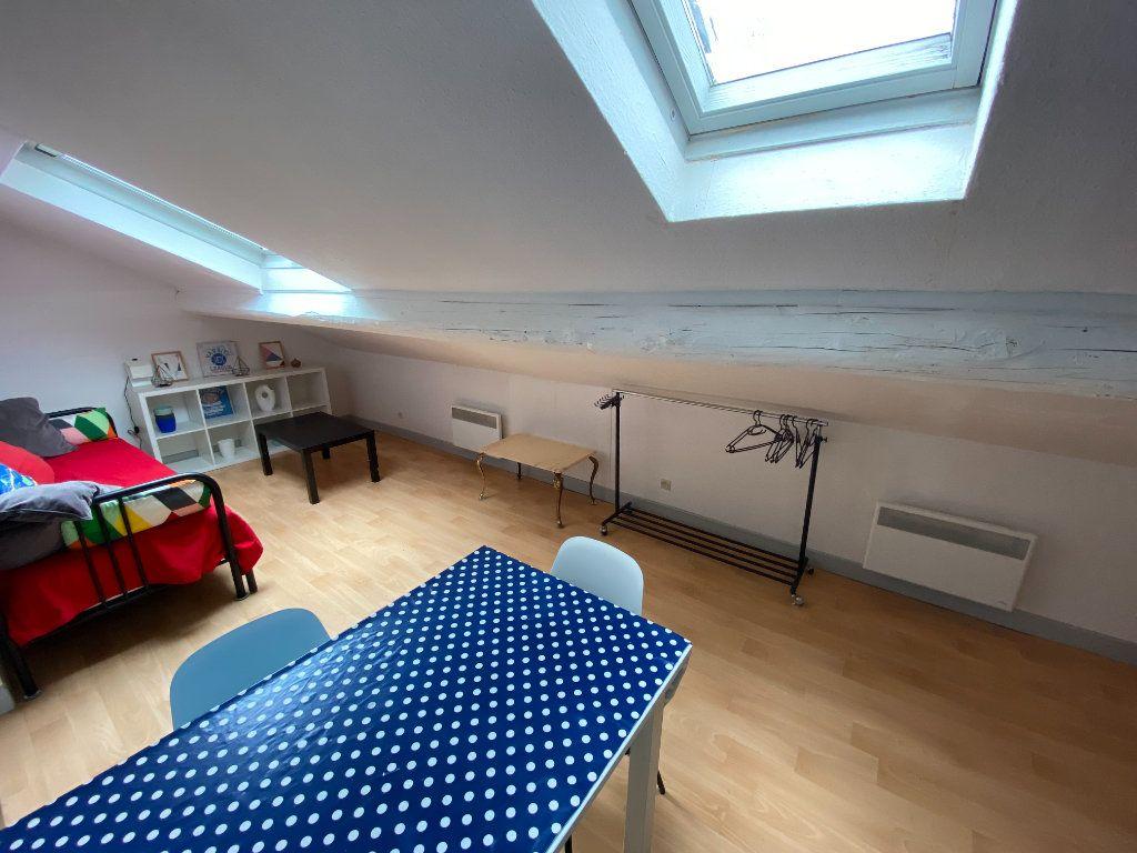 Appartement à louer 1 16m2 à Vandoeuvre-lès-Nancy vignette-1