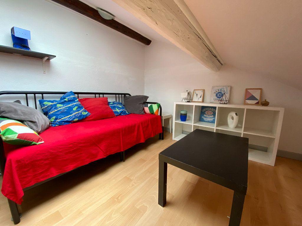 Appartement à louer 1 16m2 à Vandoeuvre-lès-Nancy vignette-2