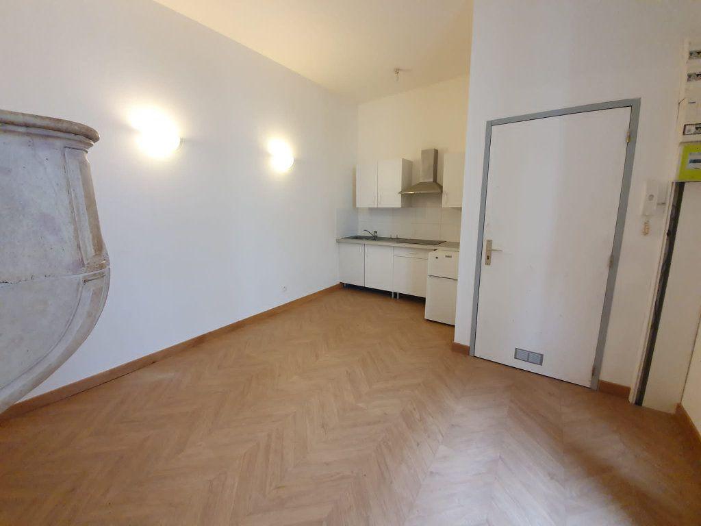 Appartement à louer 2 33m2 à Nancy vignette-3