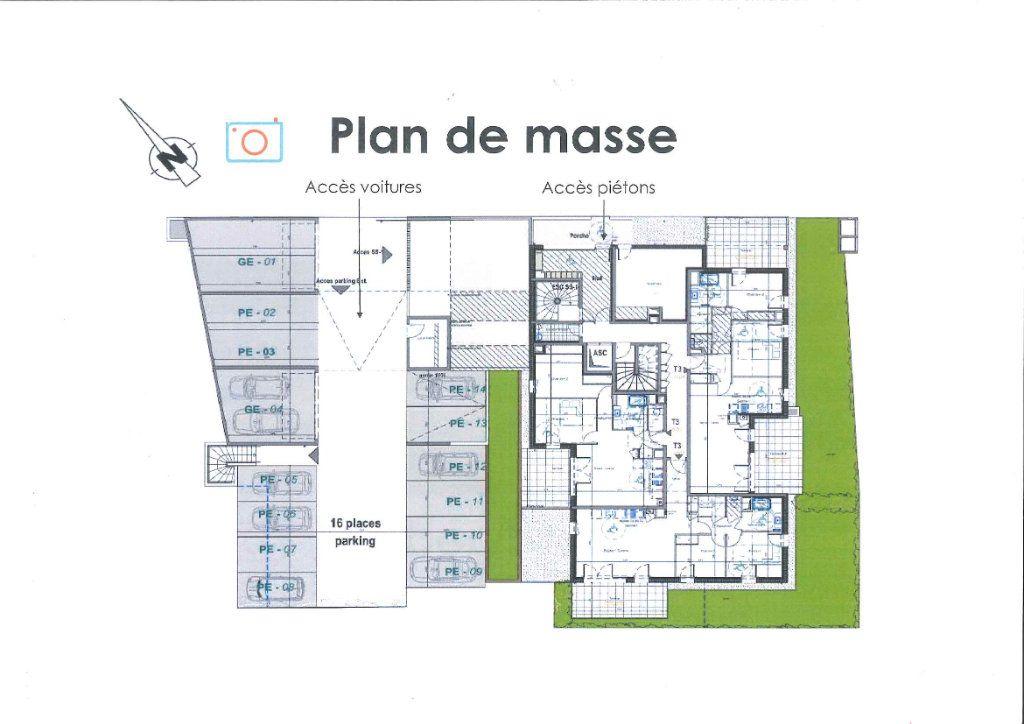 Appartement à vendre 2 43m2 à Thonon-les-Bains vignette-3