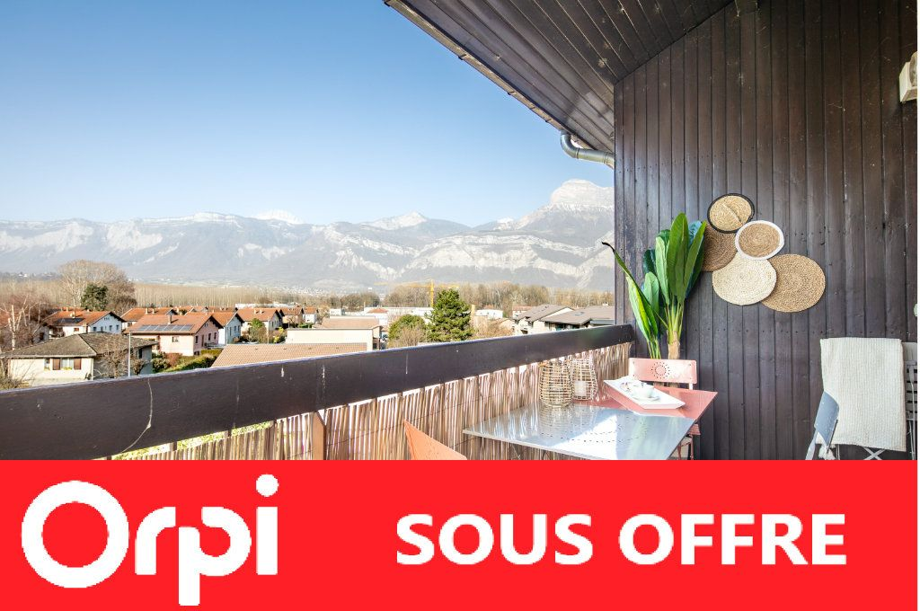 Appartement à vendre 4 81m2 à Villard-Bonnot vignette-1