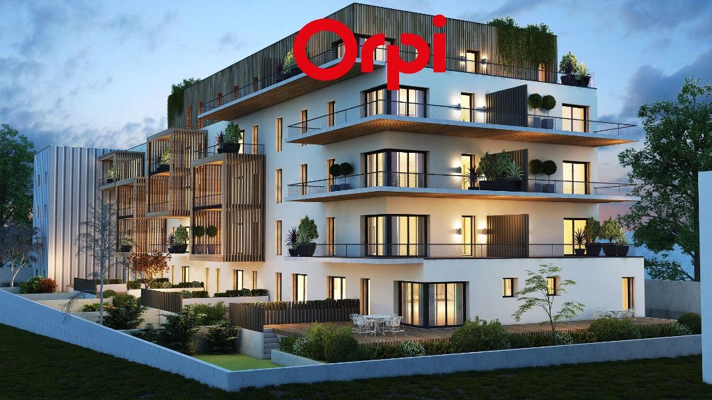 Appartement à vendre 4 89.97m2 à Villard-Bonnot vignette-1